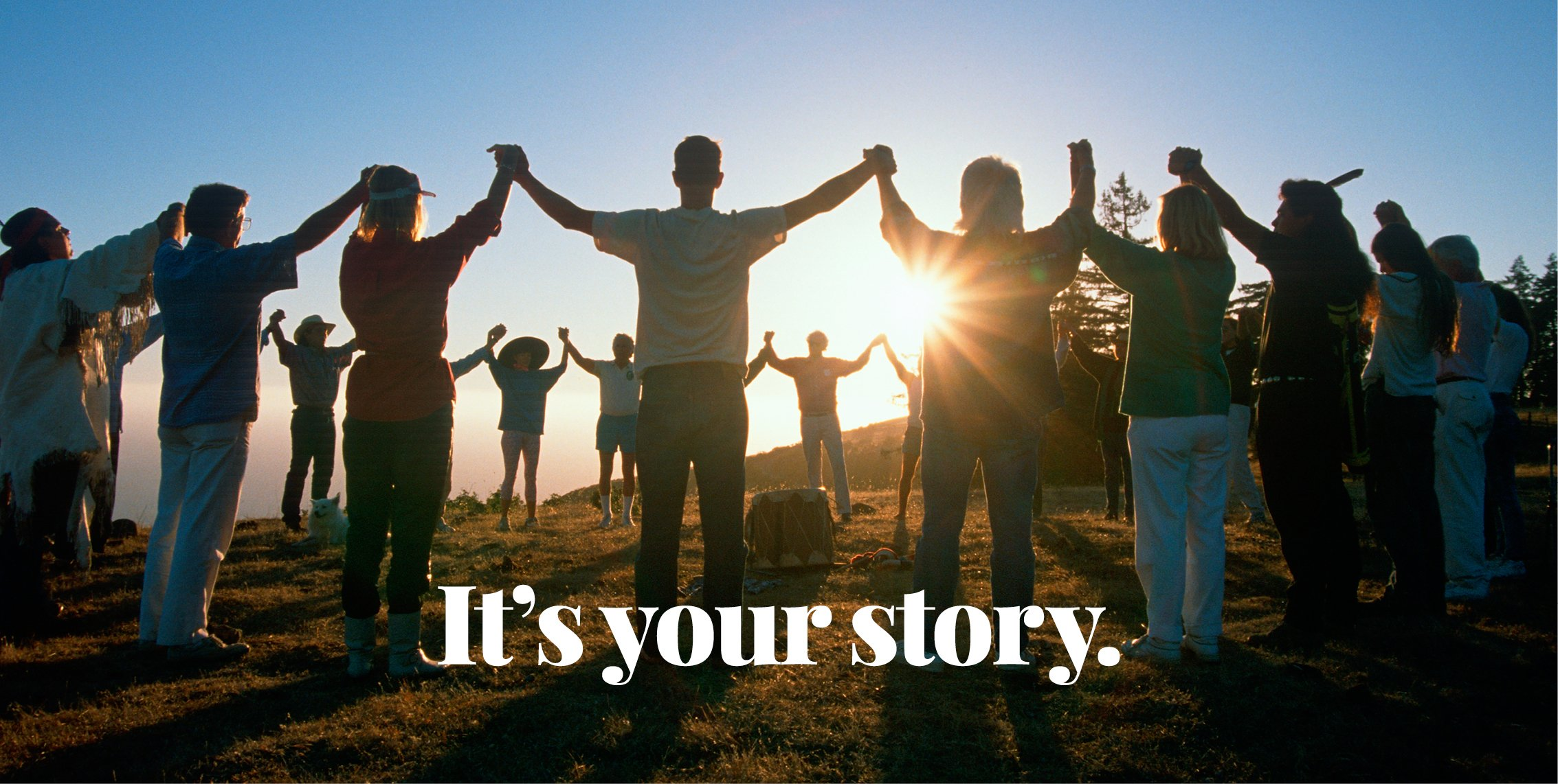 its' your story