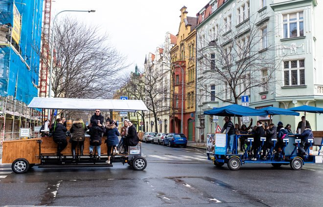 Join a tasting tour guided by a local foodie in Karlin, one of Prague's hippest neighborhood.