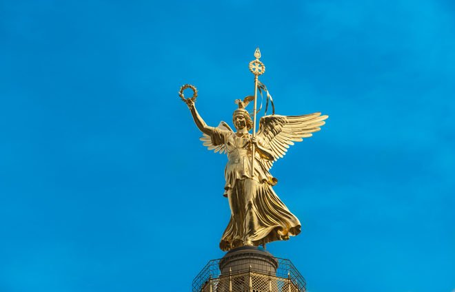 Berlin, Angel of Berlin, Victory Column, Siegessäule, Germany