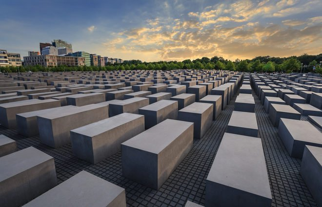 Jewish Holocaust Memorial - Berlin - Germany
