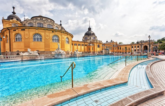 Soak up Budapest in one of its legendary thermal baths.