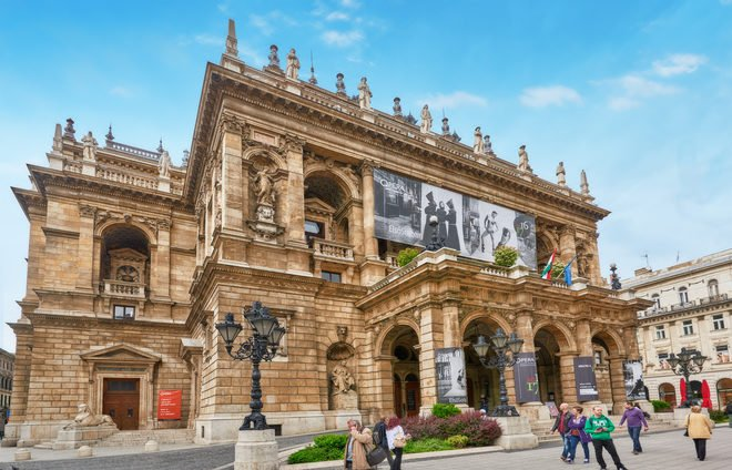 Tour the Renaissance Hungarian State Opera House. The architecture alone is worth a visit.