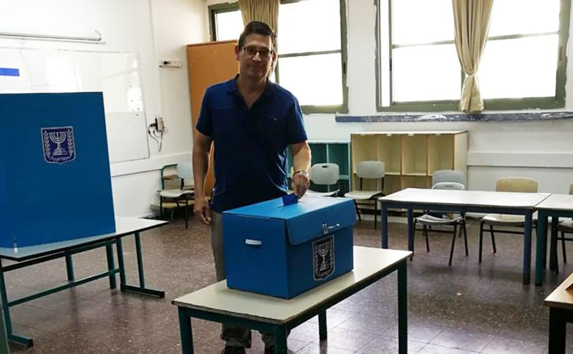 tmuna-Israeli Election - Mike