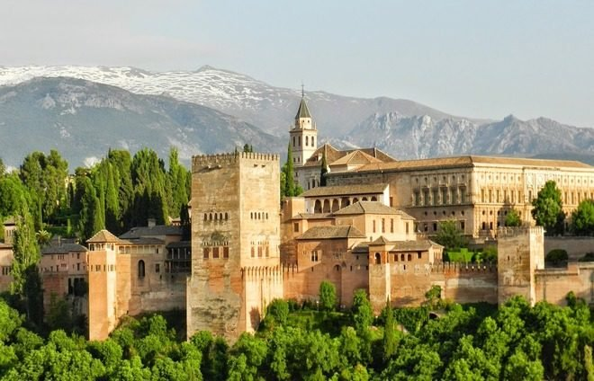Encounter The Alhambra, a UNESCO World Heritage Site, and an Islamic palace and fortress showcasing Spain's most significant and well known Islamic architecture.