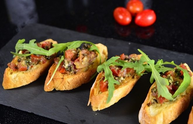 Learn how to make tapas, a traditional Spanish delicacy.