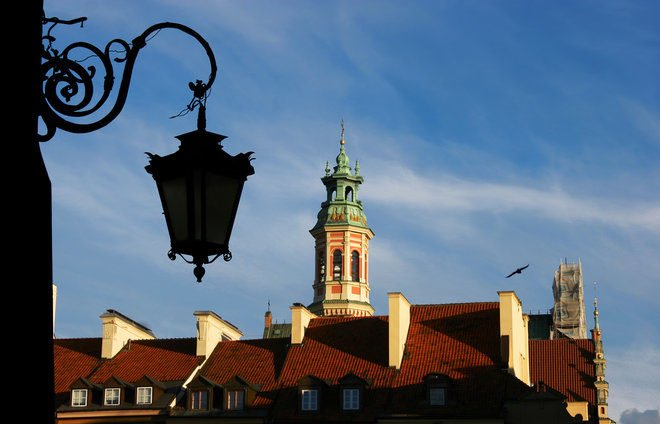 What did prewar Poland look like? We will get a glimpse of what life was like in the reconstructed Old Town of Warsaw.