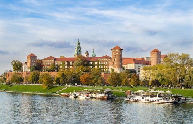 Step back in time to Poland in its heyday with a visit to Krakow Old Town and Wawel Castle.