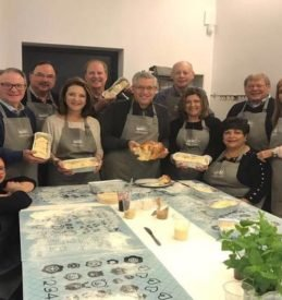 Group cooking experience