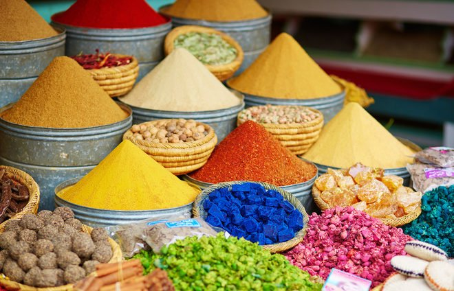 Savor the flavors, spices, and foods of Morocco in a cooking workshop at a women's cooperative.