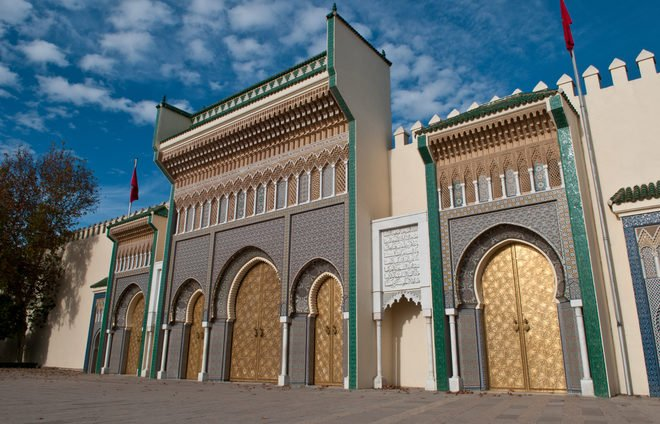 Tour Fes's Medina, a dense maze of alleyways and streets and the largest car-free pedestrian zone in the world.