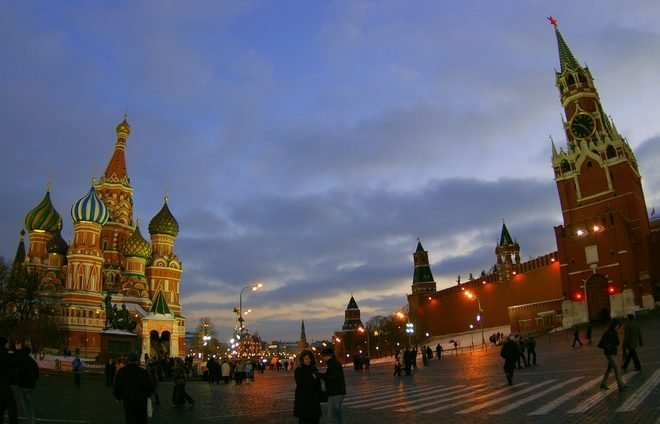 Experience The Red Square, Europe's largest medieval fortress that is the heart and soul of Russia.