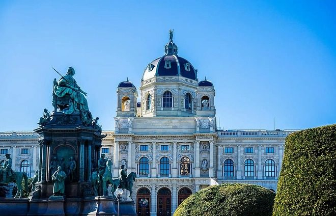 Check out the world-renowned collection of fine arts in the Kunsthistorisches museum (we can't pronounce that either).
