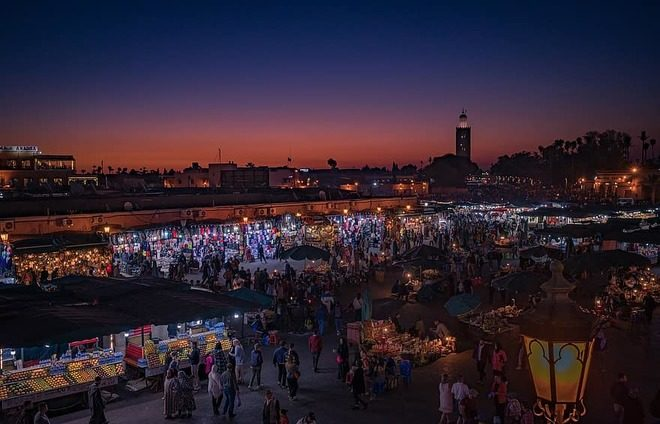 Enjoy a thrilling multifaceted experience touring the Medina of Marrakech, also known as the Red City for the walls that surround it.