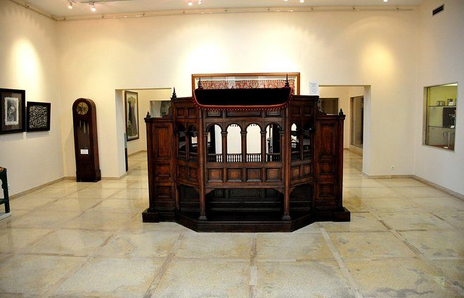 Visit the only Jewish museum in the Arab world – the Museum of the Jews of Morocco.