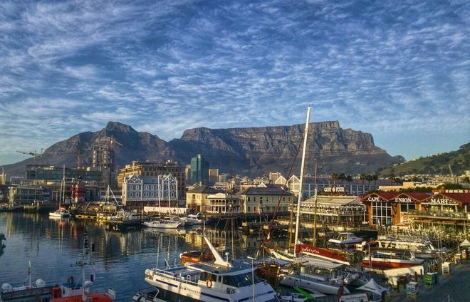 Experience Table Mountain in Cape Town, South Africa's most iconic landmark.