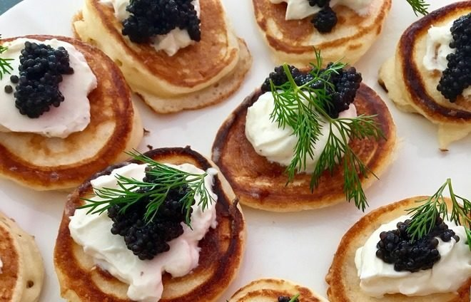 Sample the best of traditional Russian cuisine – from borscht to blini (pancakes).