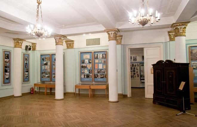 Peruse the fascinating collections at the Jewish Museum of Latvia.