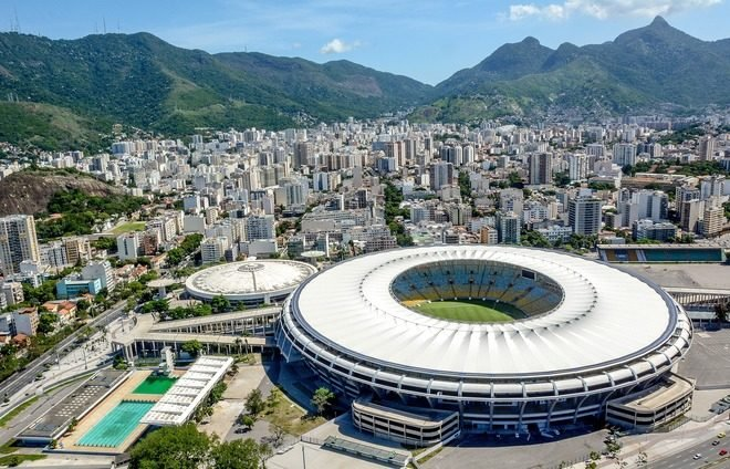 Tour Maracanã, Rio's legendary soccer stadium and one of the most iconic soccer temples in South America.