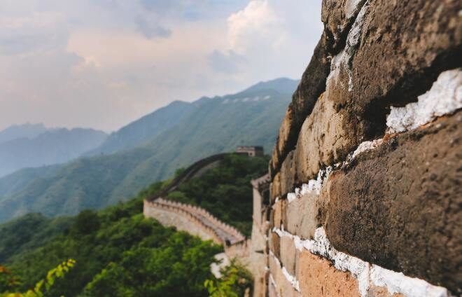 Behold the extraordinary 2,000-year-old Great Wall of China, one of the most spectacular structures ever built by man.