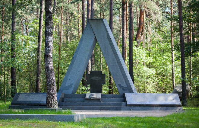 Pay respects at the Ponar Forest Holocaust Memorial, in honor and memory of the 100,000 people who were killed during the Holocaust, of whom more than 70,000 were Lithuanian Jews.