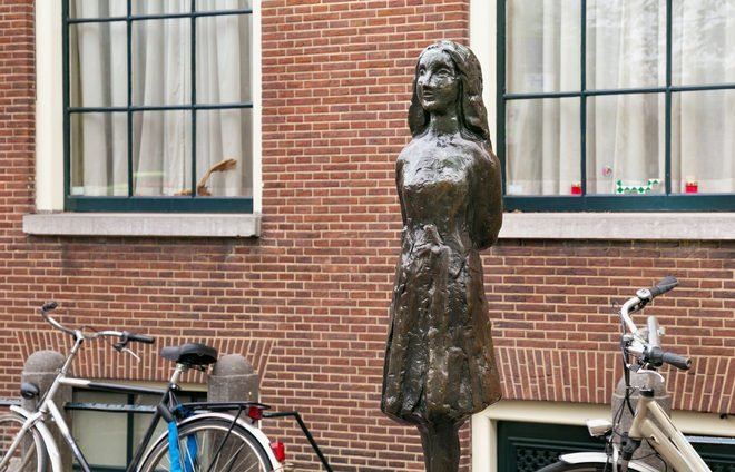 "Visit the Anne Frank House, hear her story, and tour the offices and ""secret annex"" where Anne Frank, her family, and others spent 23 months hiding from the Nazis."