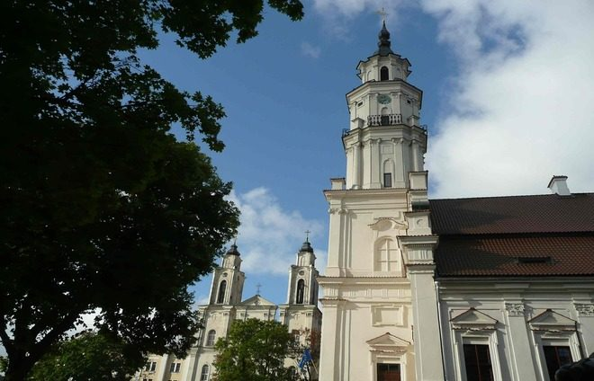 Tour Kaunas, Lithuania's second largest city and once its temporary capital. Until 1940, Kaunas, also known as Kovno, boasted a Jewish population of 35,000-40,000, a quarter of the city's entire population.