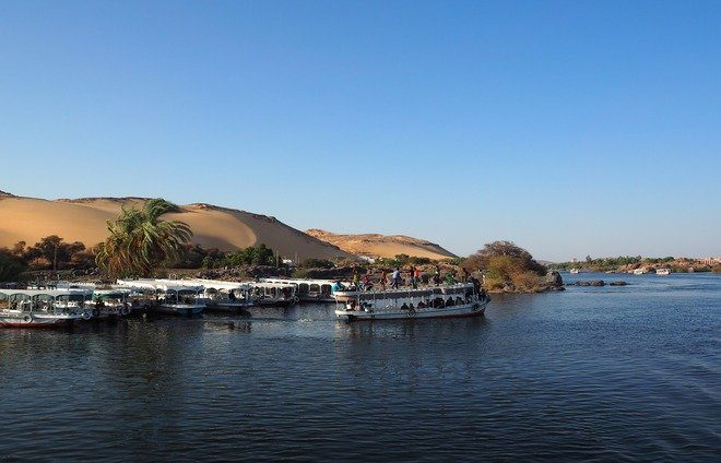 Slow down the pace as you stretch out on a felucca and sail around the lovely small islands of Aswan, including Elephantine Island.