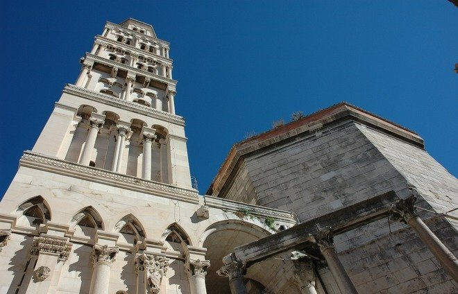 Discover Diocletian's Palace in Split, a Roman palace located in the heart of Split and recognized as a UNESCO World Heritage site.