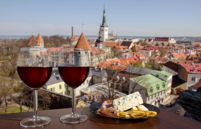 Embark on a medieval quest for atmospheric restaurants and hidden bars in the history-saturated lanes of Tallinn.
