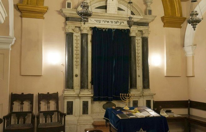 Check out Split's synagogue, housed in a residential building in the northwestern corner of the former palace.