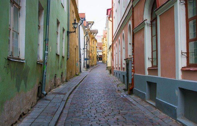 Tour Tallinn's Old Town, with its medieval churches, original cobblestone alleyways, merchant houses and barns, some of which date back to the 11th century.