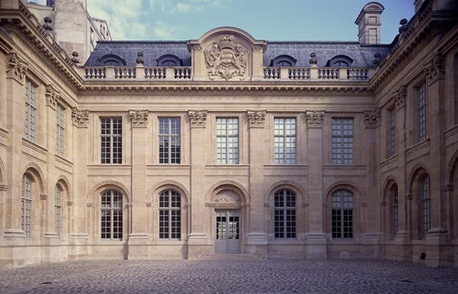 Visit Le Musee d'Art d'Histoire du Judaisme, located in Le Marais. Located in the Marais district, in one of the most beautiful mansions in Paris, the museum retraces the historical evolution of the Jewish community through their cultural heritage and traditions.
